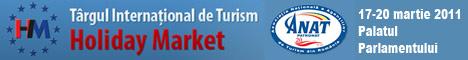 Targul International de Turism – Holiday Market