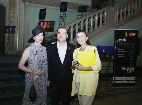 ASR Printul Paul si Printesa Lia si  Felicia Filip