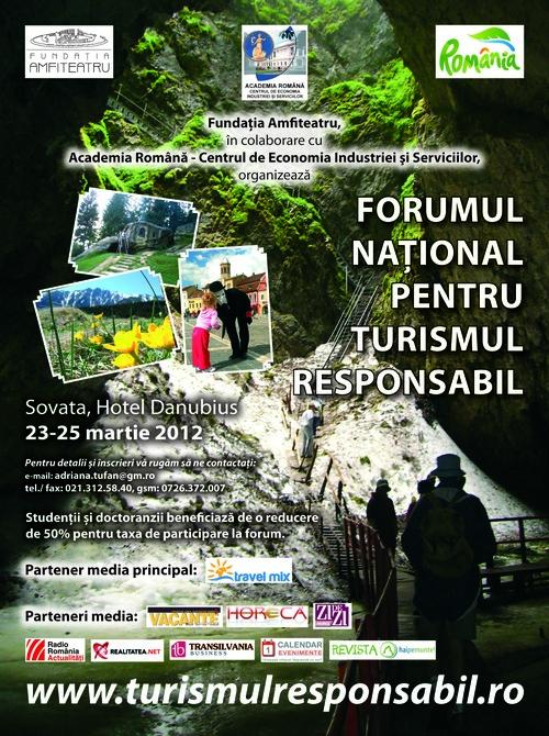afis forumul national pentru turismul responsabil