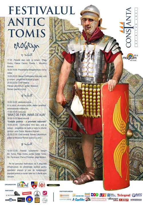 Afis Festivalul Antic Tomis (1)