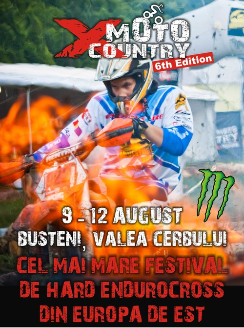 afis moto xcountry 6th edition 2012