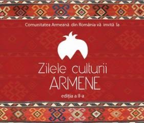 zilele culturii armene