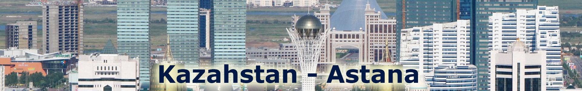 Kazahstan—Astana