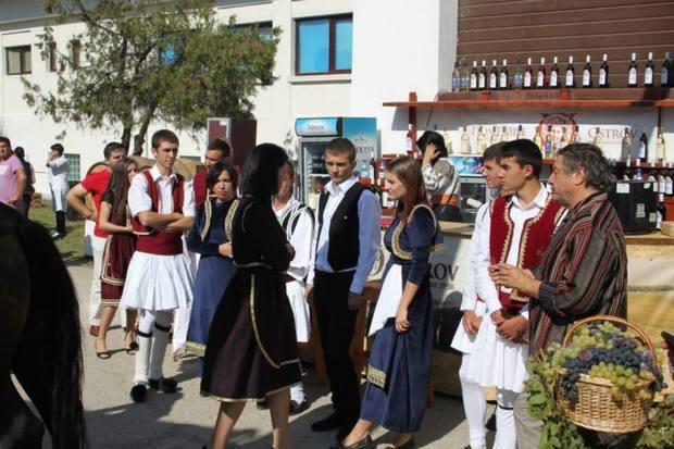 Festivalul VINUL NOU Ostrov 1 ok