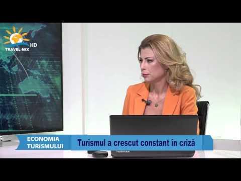 Economia Turismului cu Laura Dragomir – 22.03.2016