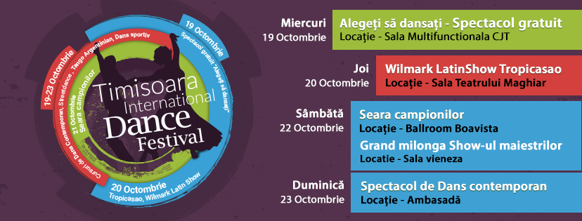 Timişoara International Dance Festival