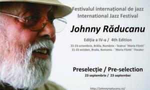 Festivalul Internațional de Jazz Johnny Răducanu