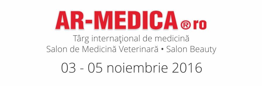 """Târgul de medicină """"Ar-Medica"""""""