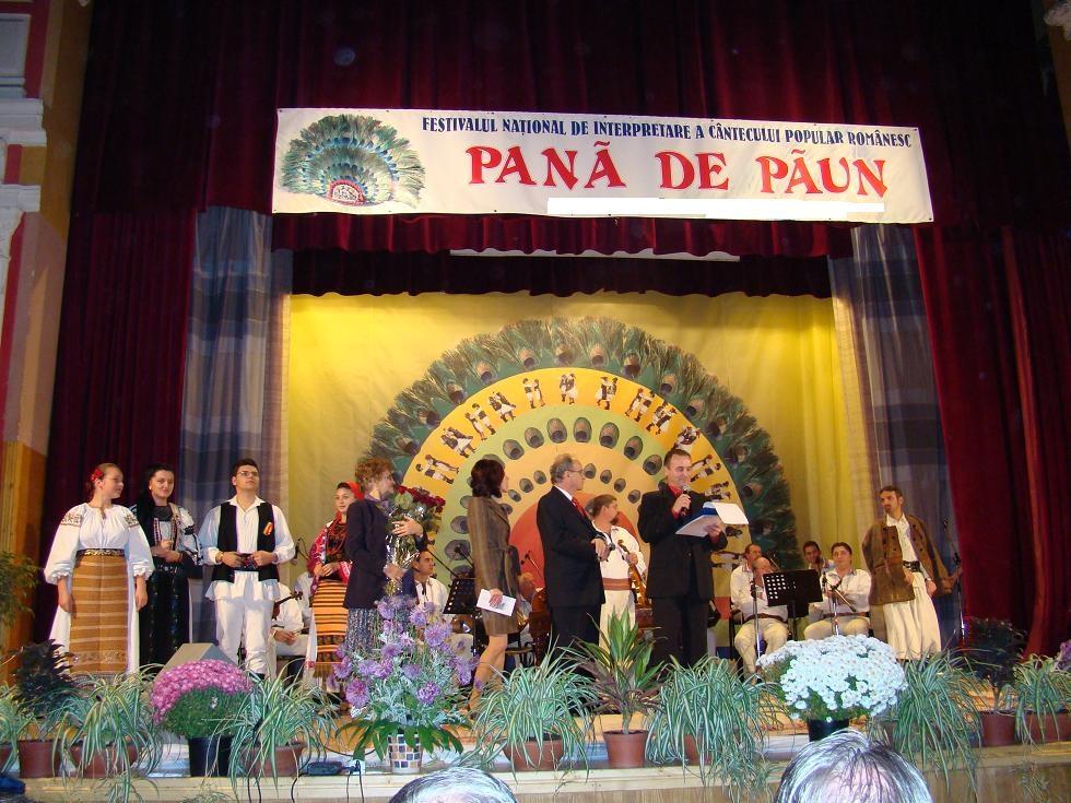 """Festivalul """"Pană de Păun"""""""