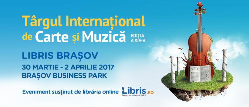Târgul Internațional de Carte și Muzică de la Brașov