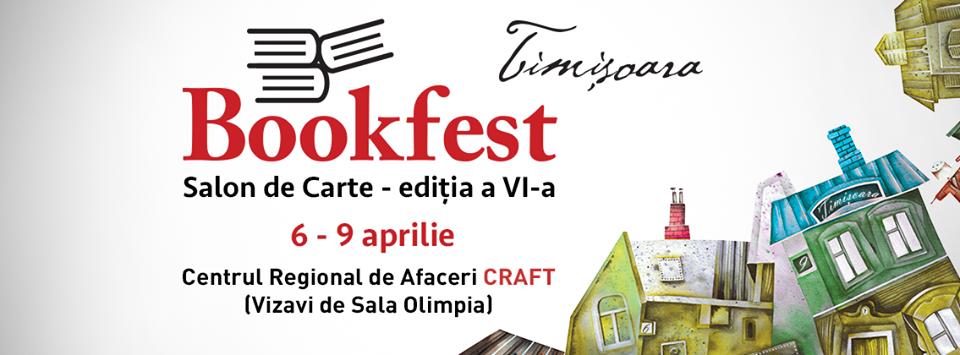 Bookfest Timișoara 2017