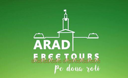 Arad Free Tours pe două roți